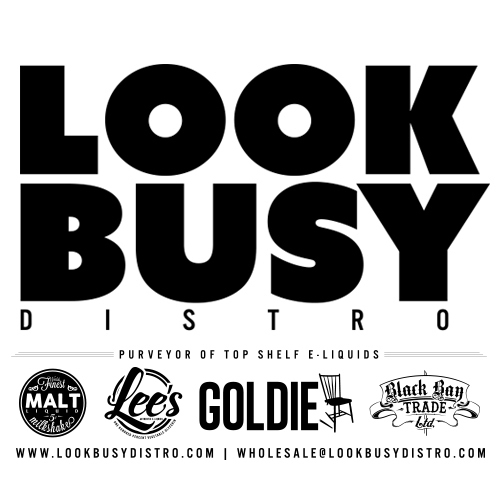 Look Busy Distro / Vape North Distrobution