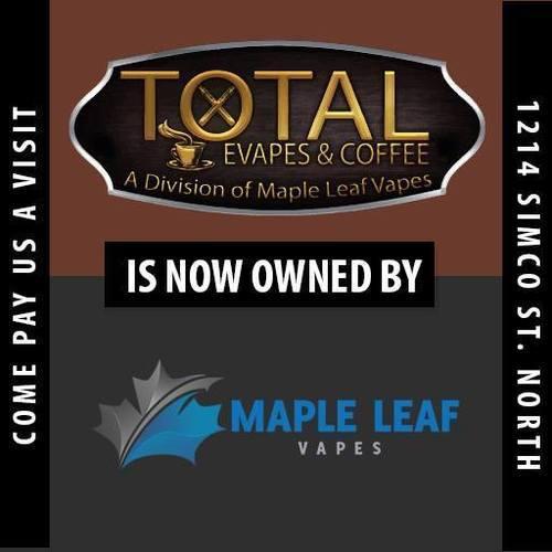 Maple Leaf Vapes