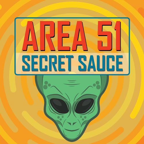 Area 51 Secret Sauce