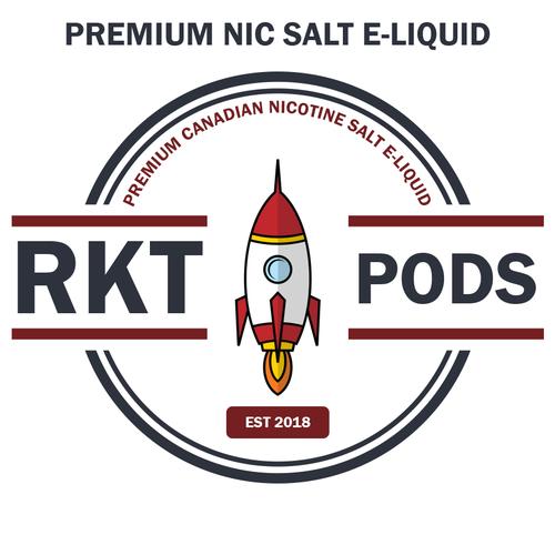 RKT PODS Nic Salts